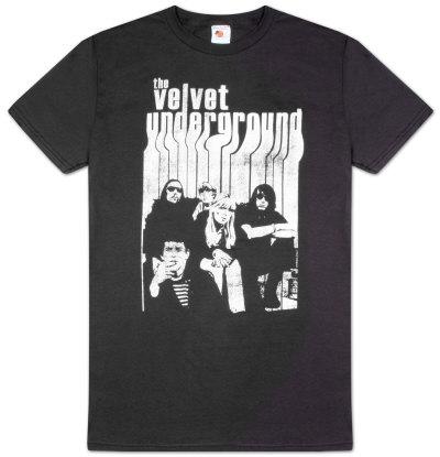 The Velvet Underground - Band With Nico T-Shirts