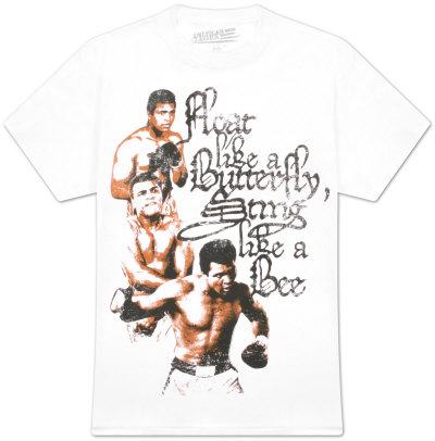 Muhammad Ali - 3 Poses Shirt