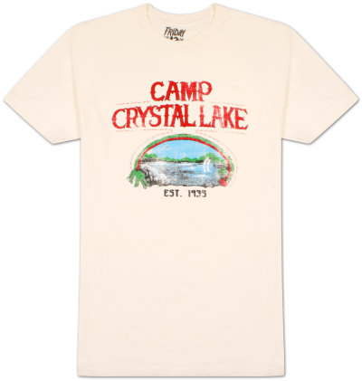 Friday the 13th - Camp Crystal Lake T-Shirt