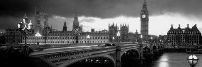 ロンドン 写真プリント : ジェリー・ドリエンドル