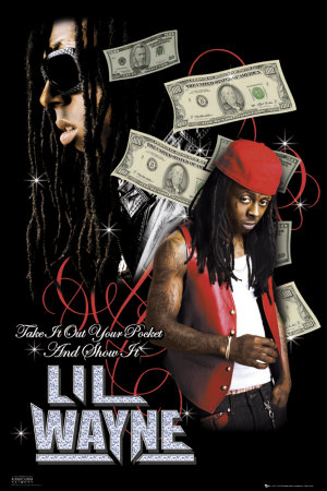Lil Wayne Poster