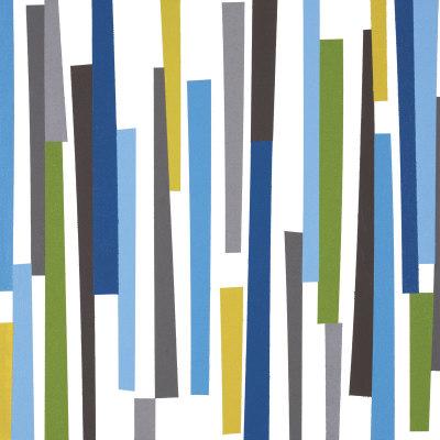 Pick-up Sticks Prints by Isabel Lawrence