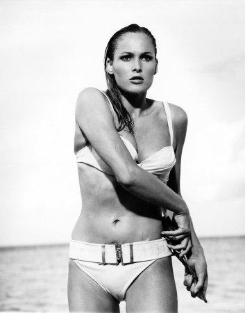 Ursula Andress Fotografía