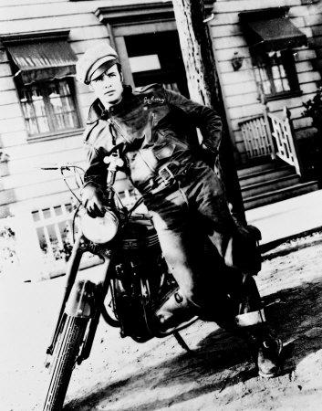 Marlon Brando Fotografía