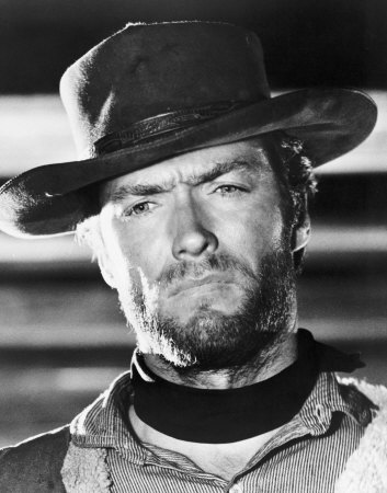 Clint Eastwood Fotografía