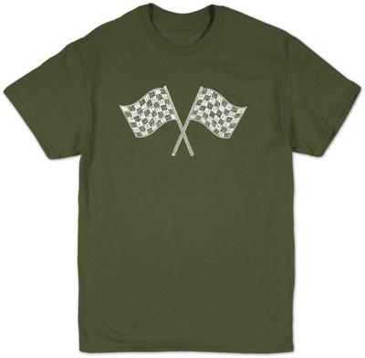 Racing Flags T-shirts