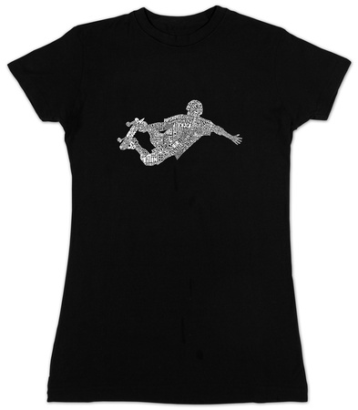Juniors: Skater T-shirts