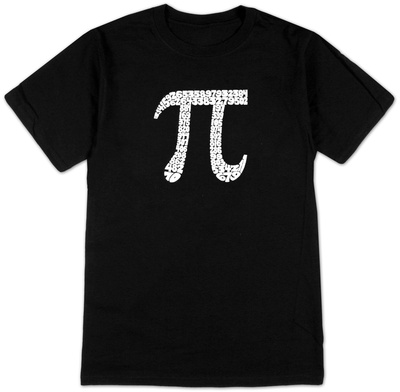 Pi T-shirts!