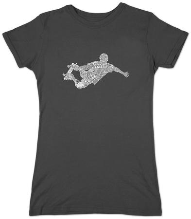 Juniors: Skater T-Shirt