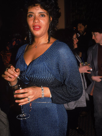 Actress Diahnne Abbott, Ex-Wife of Actor Robert De Niro Premium Photographic ...