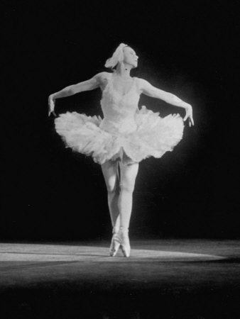 Galina Wanova Dancing