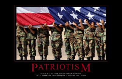 Patriotism Masterprint