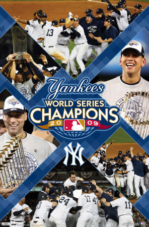 new york yankees. New York Yankees Poster
