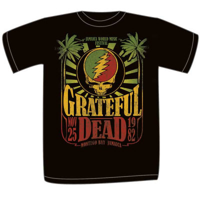 Grateful Dead - Jamaica T-Shirt