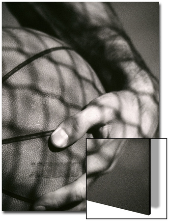 Holding the Basketball Prints