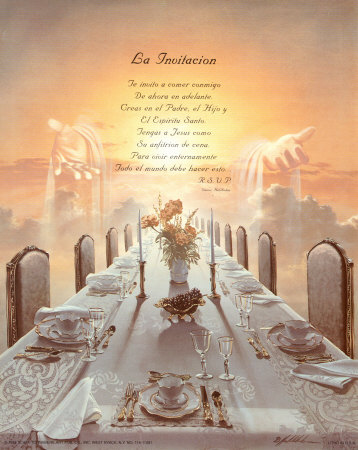 Invitation Prints by Danny Hahlbohm