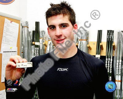 John Tavares 2009-10 1st NHL Goal Photo