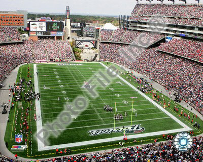 Gillette Stadium, Photo