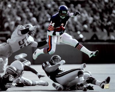 NFL Walter Payton Foto