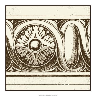 Sepia Detail V Giclee Print