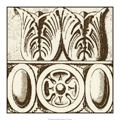 Sepia Detail III Giclee Print