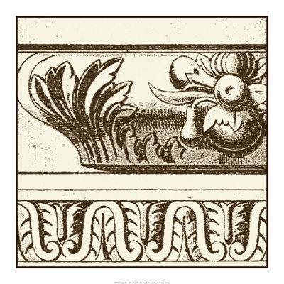 Sepia Detail IV Giclee Print