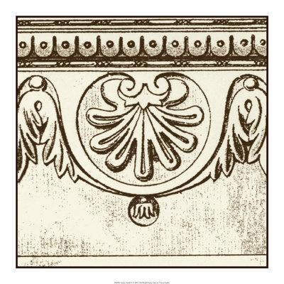 Sepia Detail II Giclee Print