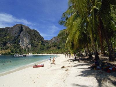 Phi Phi Island, Phuket, Thailand, Southeast Asia Photographic Print by Robert Harding