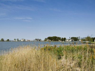 Tilghman Island, Talbot County, Chesapeake Bay Area, Maryland, USA Photographic Print by Robert Harding