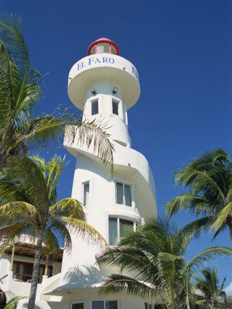 Playa Del Carmen, South of Cancun, Yucatan, Mexico, North America Fotografisk tryk af Robert Harding