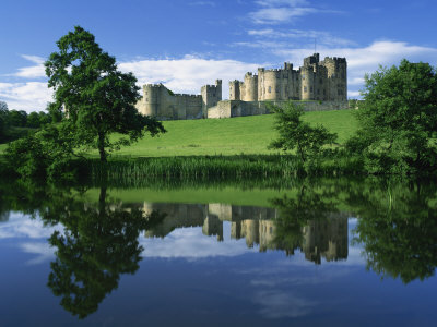 Alnwick Castle, Northumberland, England, United Kingdom, Europe Photographic Print by Rainford Roy