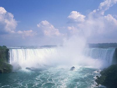 Horseshoe Falls, Niagara Falls, Ontario, Canada, North America Photographic Print by Rainford Roy