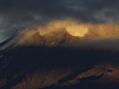 Mount Kilimanjaro, UNESCO World Heritage Site, Tanzania, East Africa, Africa Photographic Print by Groenendijk Peter
