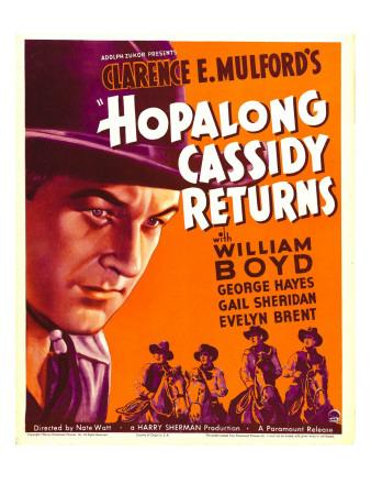 Hopalong Cassidy Returns, 1936 Photo