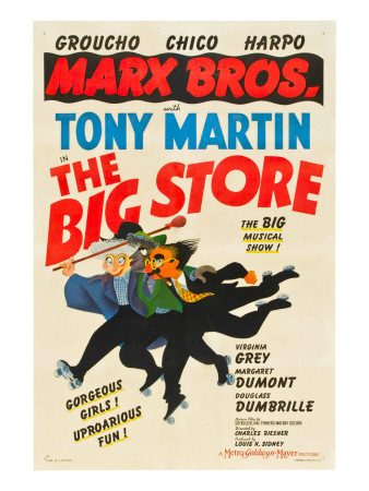 Marx Brothers: The Big Store (1941) The-big-store-the-marx-brothers-from-left-harpo-marx-chico-marx-groucho-marx-1941
