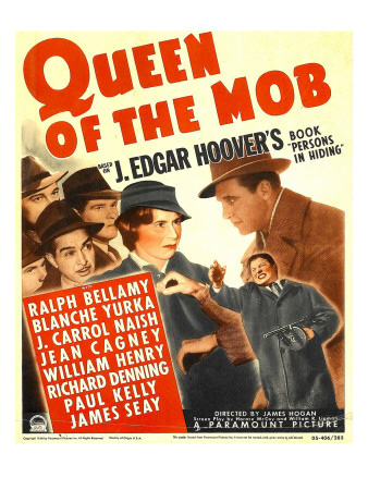 Queen of the Mob, 1940 Premium Poster