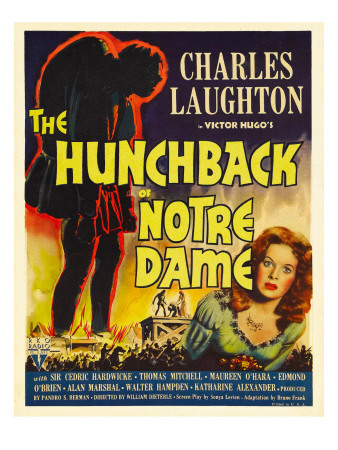 The Hunchback of Notre Dame, 1939 Photo