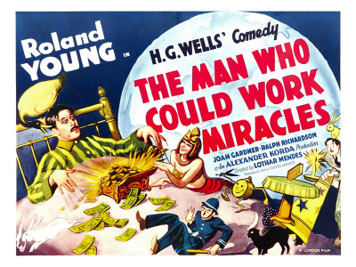 The Man Who Could Work Miracles, 1936 Photo