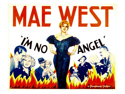 I'm No Angel, Cary Grant, Mae West, Mae West, 1933 Photo