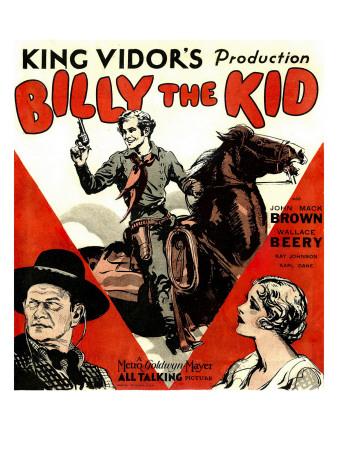 Billy the Kid, 1930 Photo