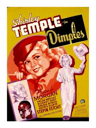 Dimples, 1936 Foto