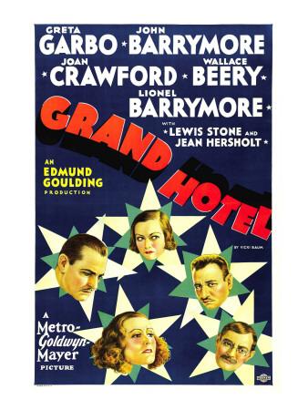 Grand Hotel, 1932 Photo