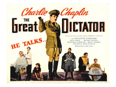 The Great Dictator, 1940 Photo