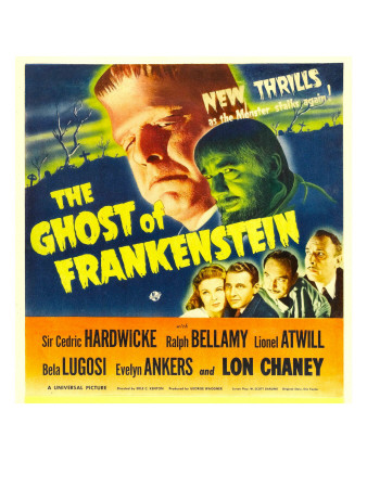 The Ghost of Frankenstein, 1942 Photo