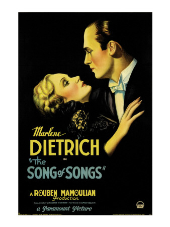 Song of Songs, 1933 Premium Poster