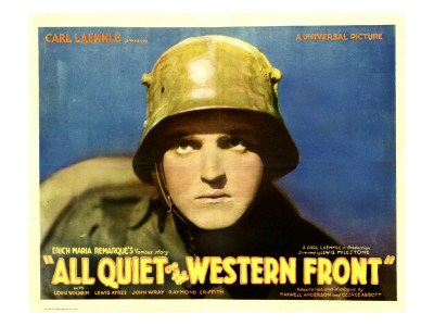 All Quiet on the Western Front, Lew Ayres, 1930 Photo