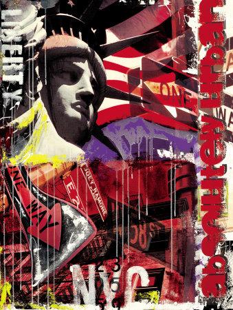 Absolutely Urban Poster von Vincent Gachaga