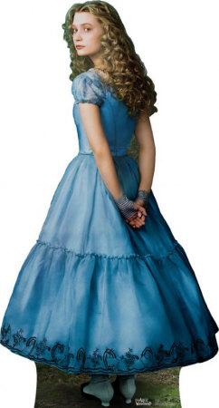 Alice In Wonderland - Alice Cardboard Cutouts