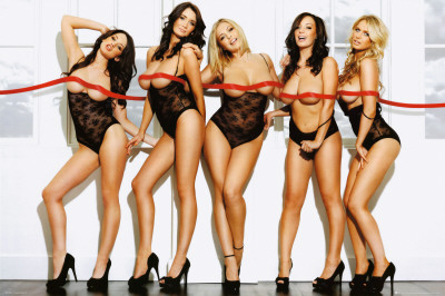 Ribbon Girls Photo  AllPosterscouk