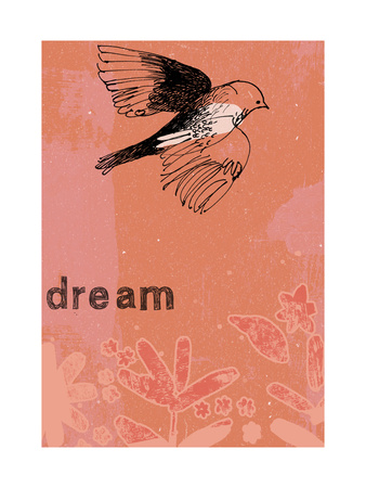Dream Bird Art